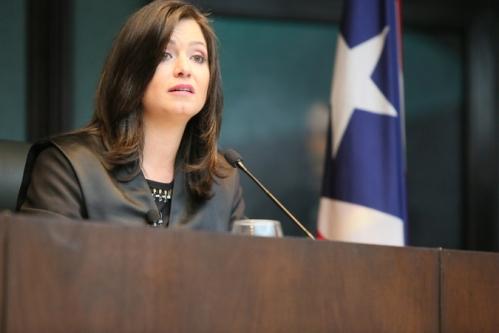 Hon. Maite Oronoz Rodríguez presta juramento como Jueza Presidenta del Tribunal Supremo de Puerto Rico