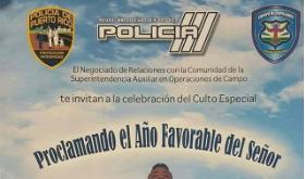 Querella contra la Policía de Puerto Rico por promover la religión