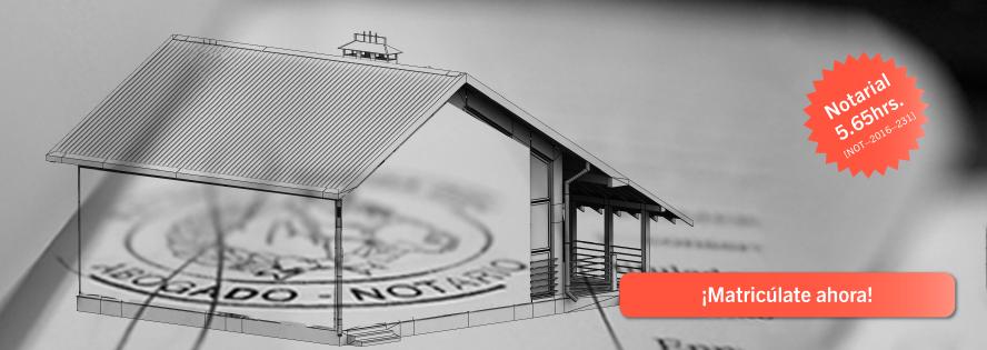 Evita que te notifiquen faltas: Conoce el rol del notario ante la nueva Ley del Registro de la Propiedad Inmobiliaria y la Ley de Aranceles