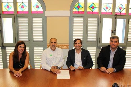 Para la Naturaleza y la Asociación de Constructores de Puerto Rico firman acuerdo de colaboración