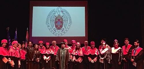 20 aniversario de presencia de la Universidad Complutense de Madrid en Puerto Rico