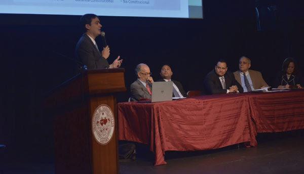 Impactantes conclusiones en foro constitucional sobre PROMESA y los casos federales