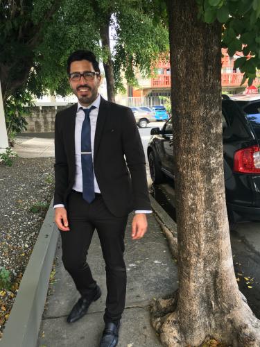 Cristian D. González González