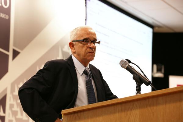 Otorgarán distinción de Profesor Distinguido a Profesor Ernesto Chiesa