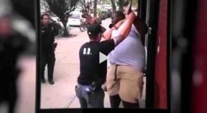 ACLU vídeo policía