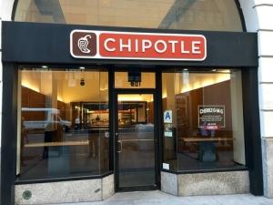 Demandan a Chipotle por causa de su nuevo burrito de chorizo