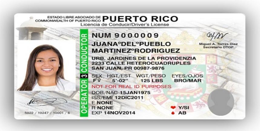 El DTOP permite renovar tu licencia de conducir a través de Internet