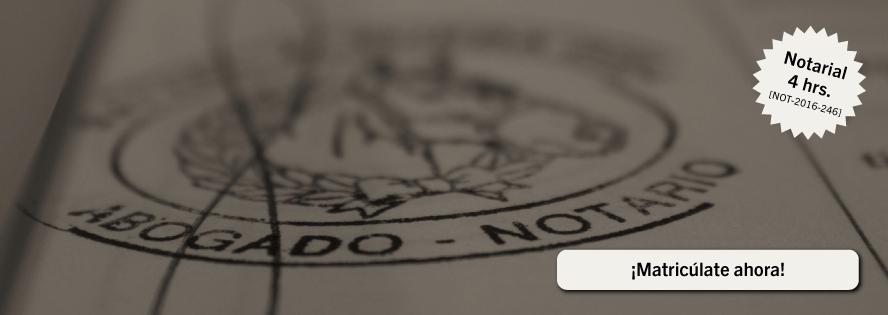 Lo que todo notario debe saber: Instrucciones generales a los notarios para el 2016