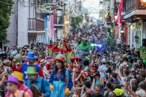 Fiestas de la calle San Sebastián 2017