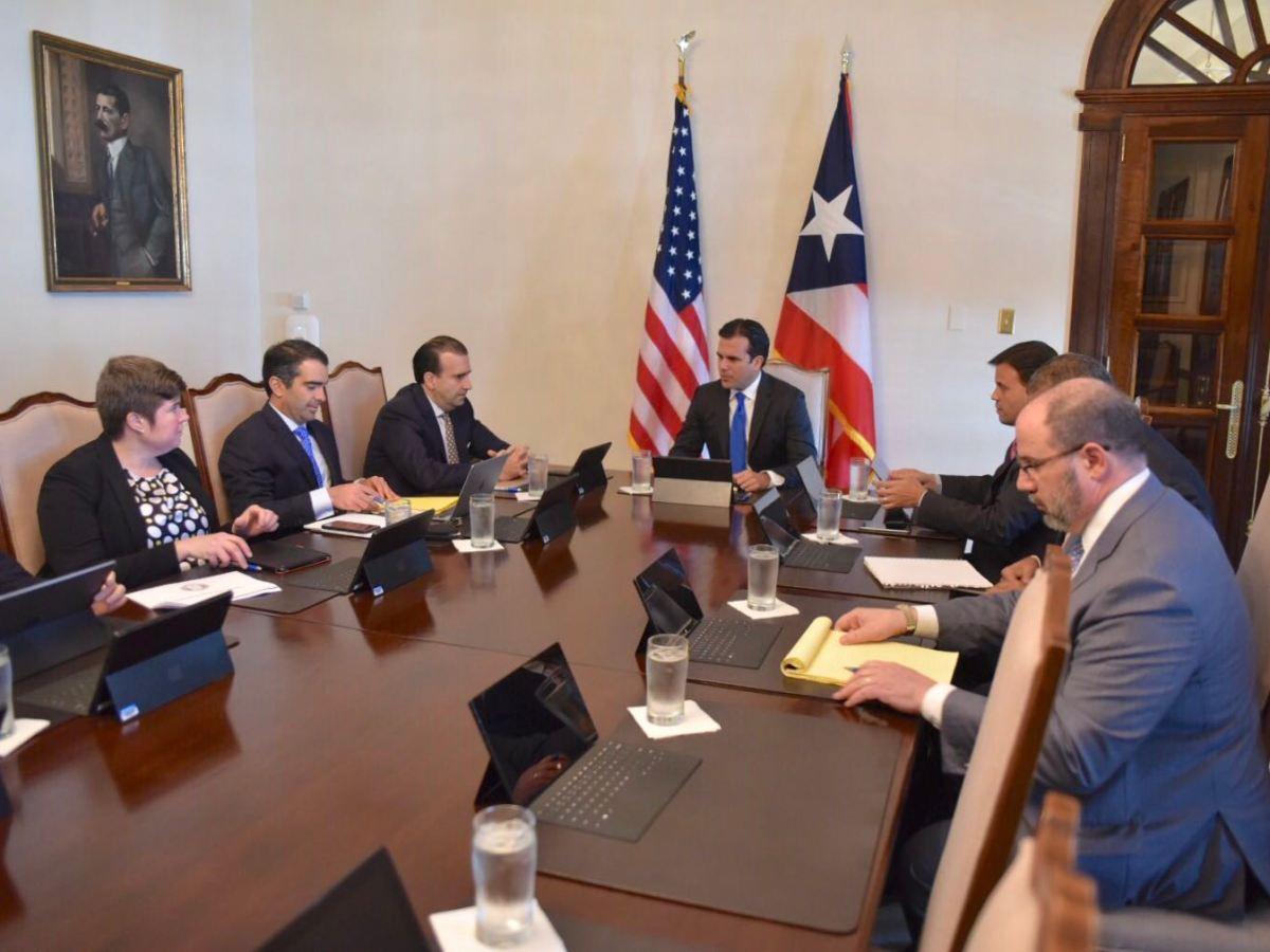 Junta de Supervisión establece metas, objetivos y parámetros del plan fiscal