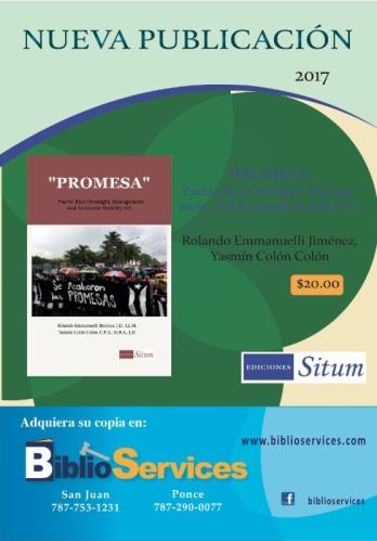 Abogados publican libro sobre la Ley PROMESA
