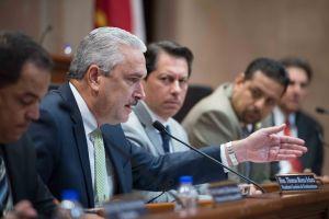 Presidente del Senado emplaza a Justicia a esclarecer asesinato de Muñiz Varela
