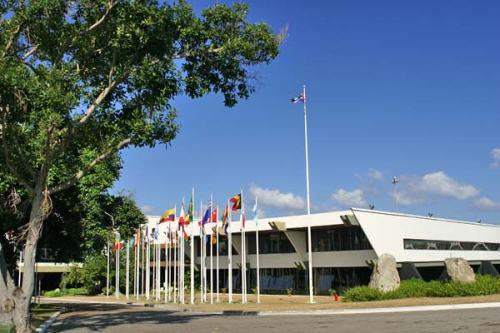Palacio de Convenciones de La Habana, Cuba.