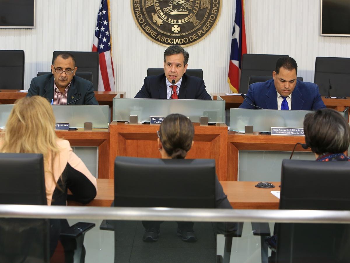 Senado evalúa enmiendas a la Ley 54 y a la Regla 6 de Procedimiento Criminal