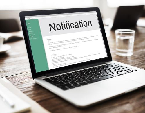 Llega Notificación electrónica a 5 nuevos tribunales