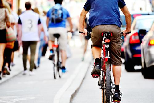 Buscan mejorar relación ciclista-conductor en la vía pública