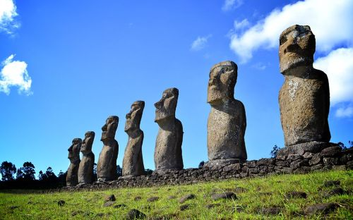 Isla de Pascua Rapa Nui Easter Island