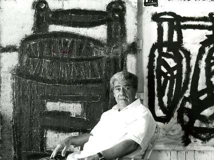 Julio Rosado del Valle (Foto: el-status.com) - ¿A quién le pertenecen las obras de un artista luego de fallecido?
