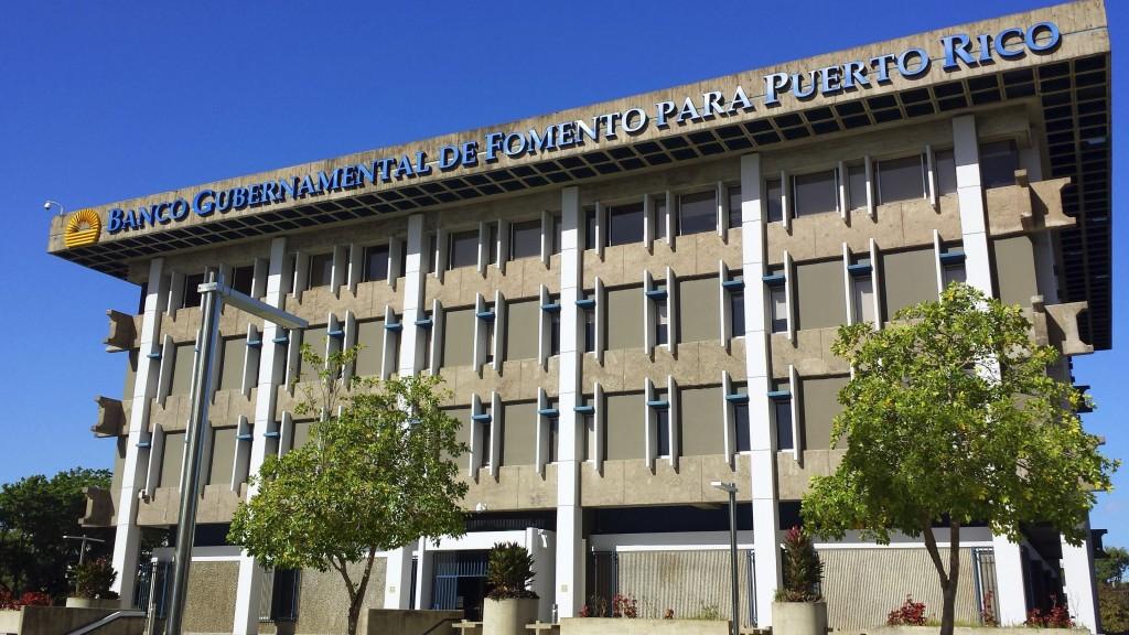 Banco Gubernamental de Fomento para Puerto Rico