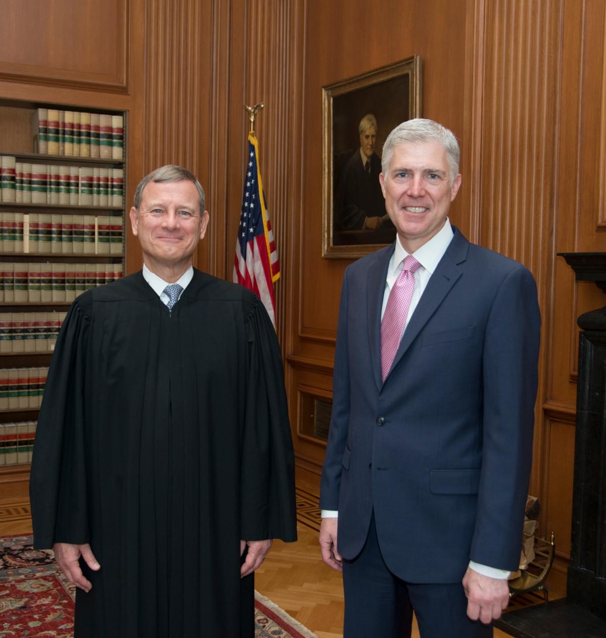 Hon. Neil Gorsuch se estrena en opinión emitida por el Tribunal Supremo federal