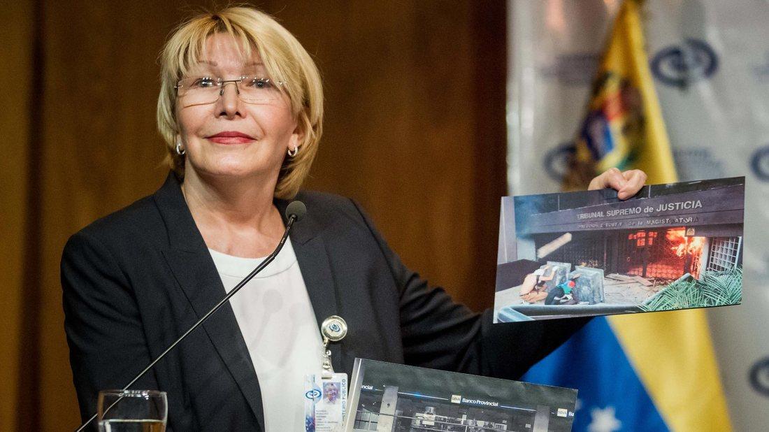 Fiscal chavista que denunció terrorismo de Estado podría ser enjuiciada