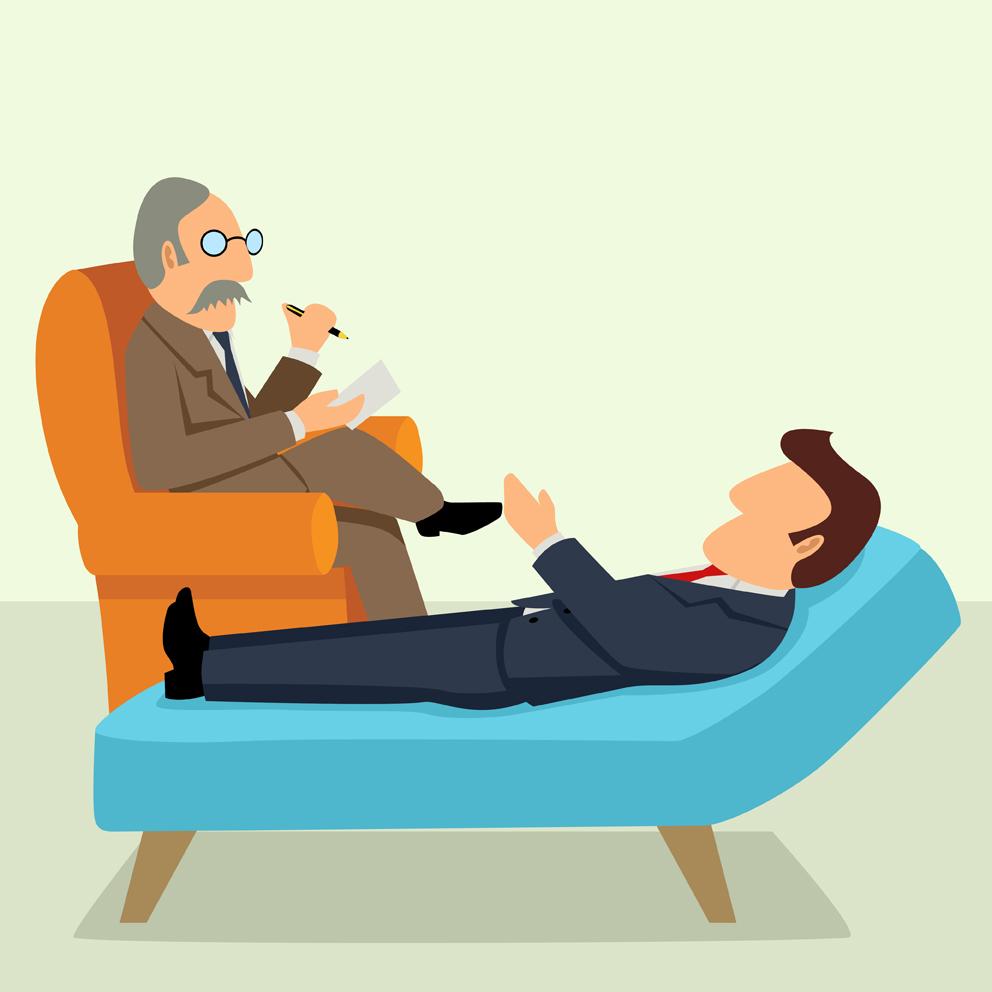 Sobre cómo contrainterrogar un psicólogo o psiquiatra de forma efectiva