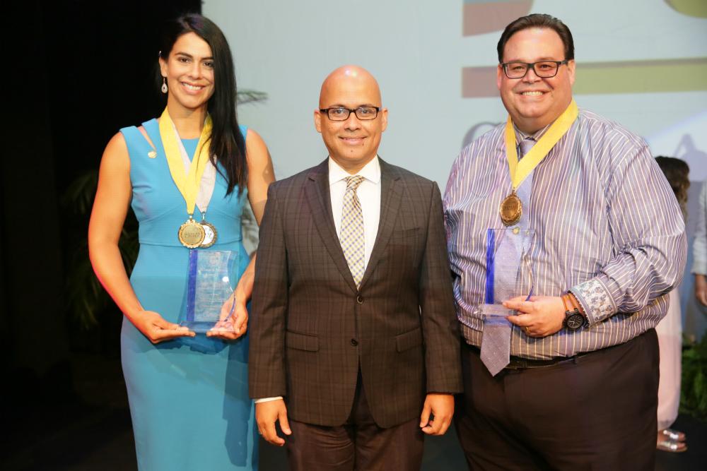 Funcionarios de la Rama Judicial reconocidos en Premios Manuel A. Pérez