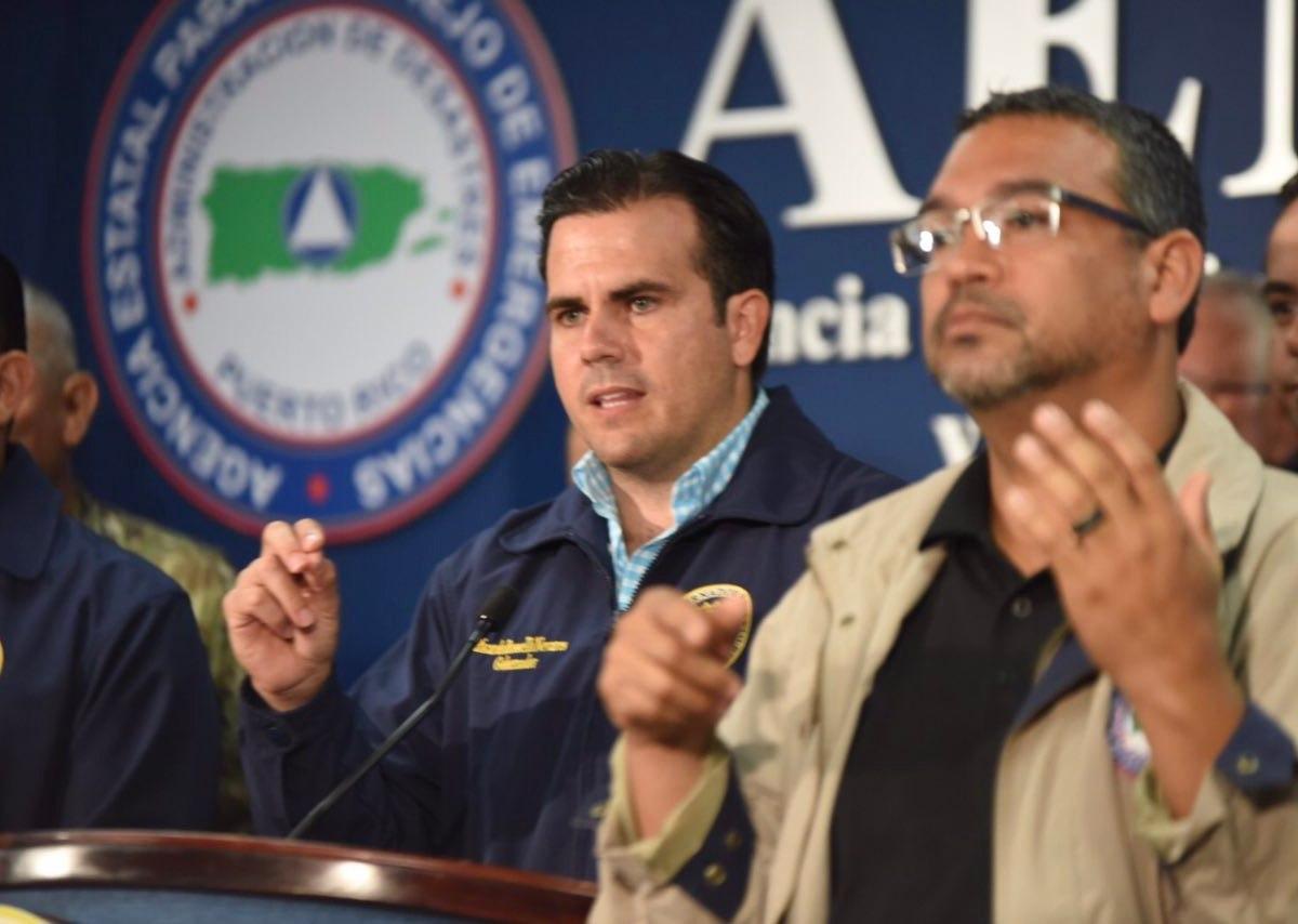 """Gobernador: """"Es tiempo de actuar y desalojar áreas y residencias vulnerables"""""""