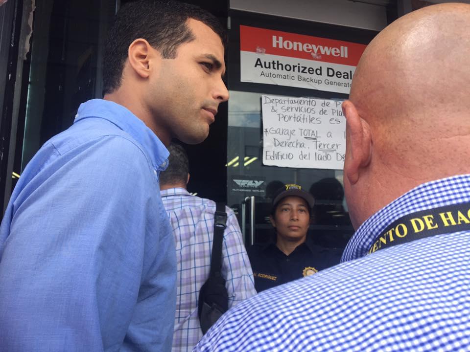 Sale a la calle brigada de DACO para fiscalizar órdenes de emergencia en comercios
