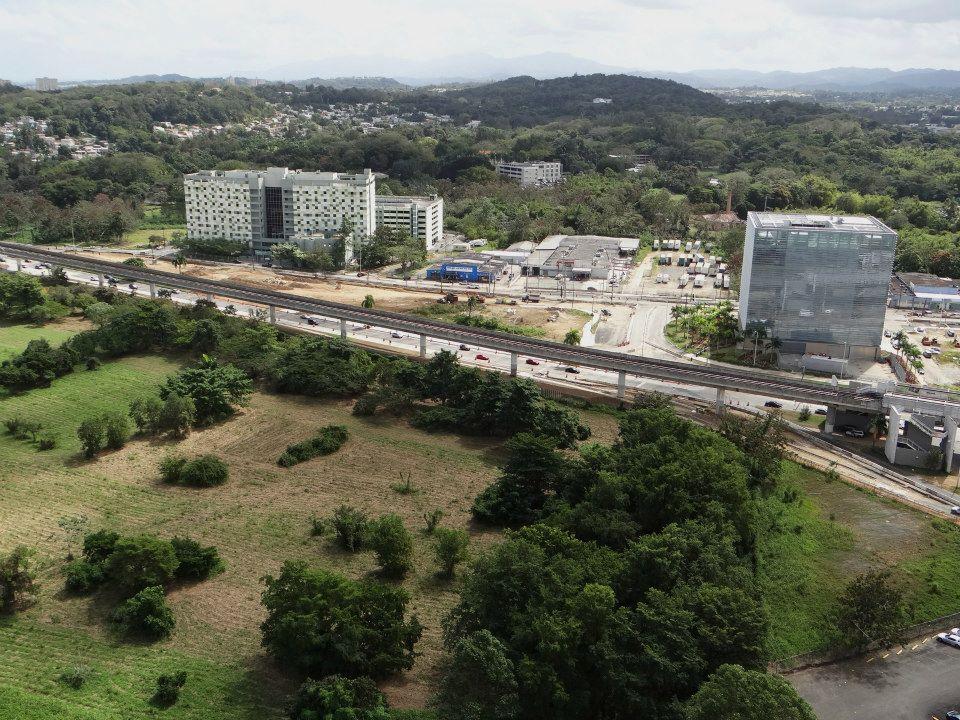 Edificio de Agencias Ambientales