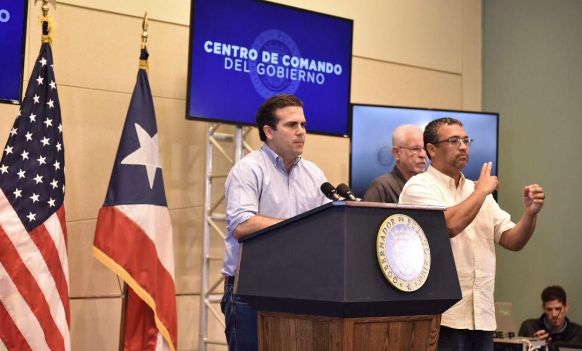 Gobernador anuncia restablecimiento de servicio de agua a 60% de clientes y la conexión de La Plata en las próximas horas