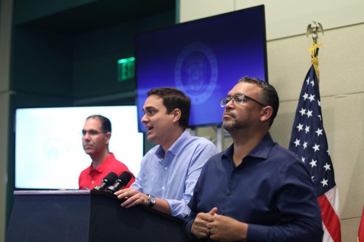 Gobierno de Puerto Rico trabaja junto al Cuerpo de Ingenieros para el restablecimiento del sistema de energía eléctrica