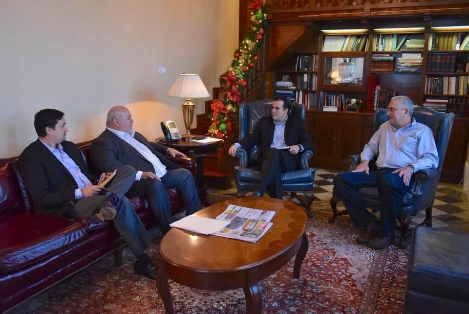 Gobernador envía proyecto a la Legislatura para establecer un procedimiento nacional e internacional para la selección del Inspector General