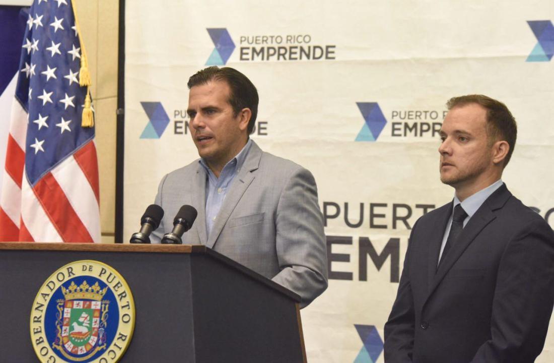 Gobernador inaugura Puerto Rico Emprende Academy