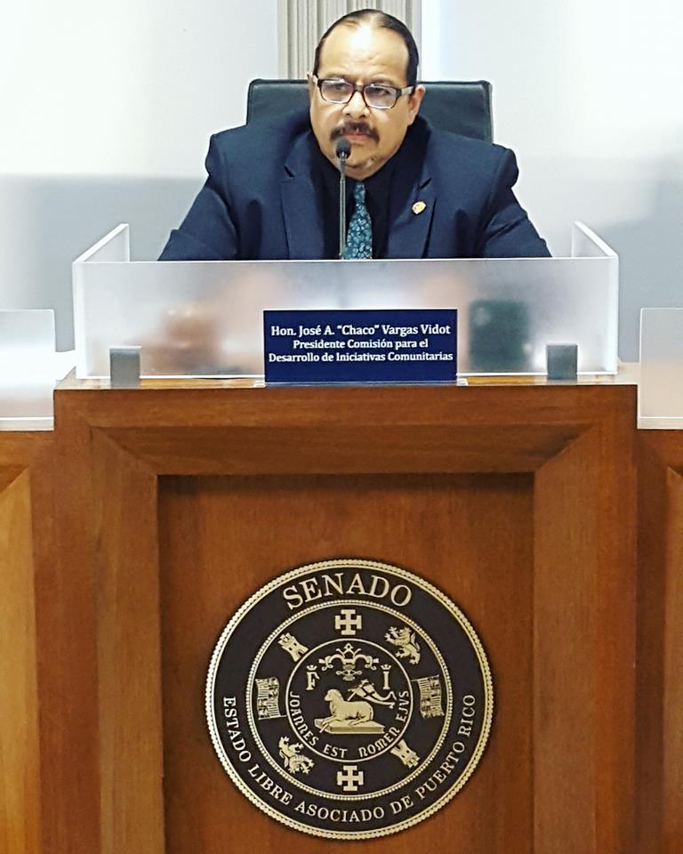 Chaco Vargas Vidot
