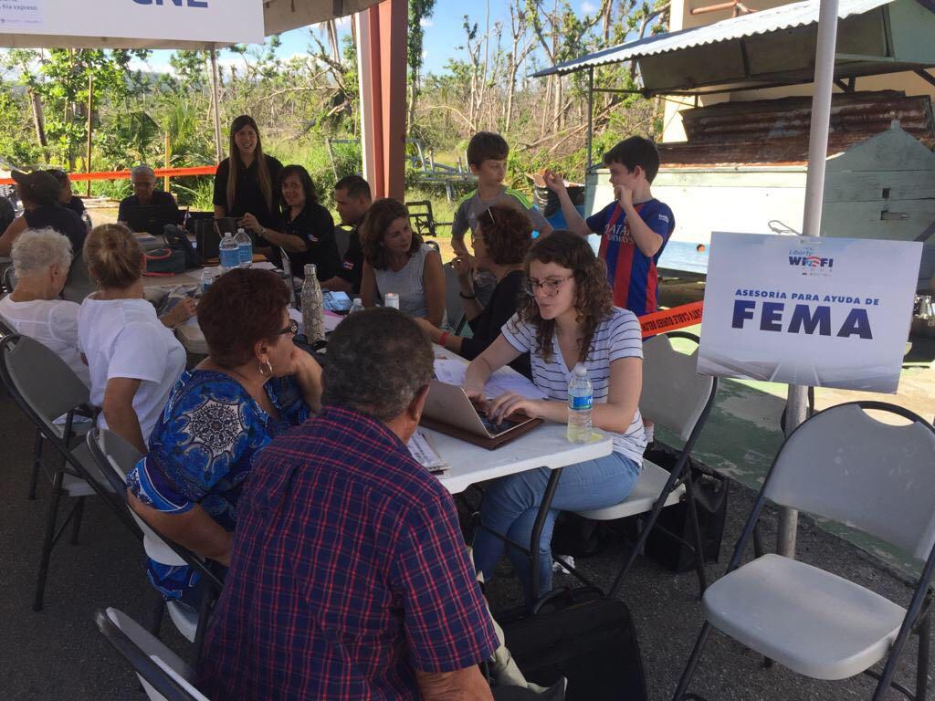 ¡Buscamos voluntarios para trabajo remoto de apelaciones a FEMA!