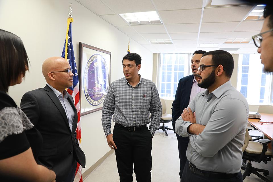 Estudiantes del RUM colaborarán en desarrollo de proyectos tecnológicos de la Rama Judicial