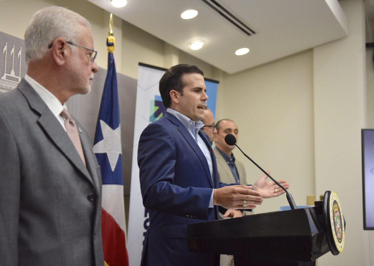Gobernador presenta planes de preparación ante proceso de reconstrucción y nueva temporada de huracanes
