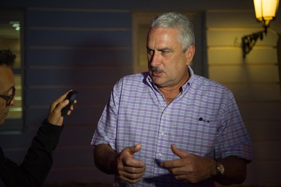 Supremo archiva queja contra Thomas Rivera Schatz y provoca fuertes expresiones ente los jueces