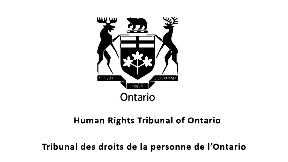 Ontario Human Rights Tribunal
