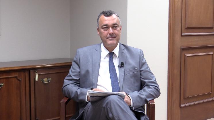 Entrevista a Luis Burdiel Agudo, presidente del Banco de Desarrollo Económico para Puerto Rico