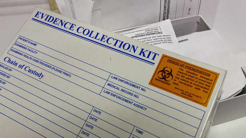 """Departamento de Justicia federal otorgará subvenciones para analizar """"kits de violación"""""""