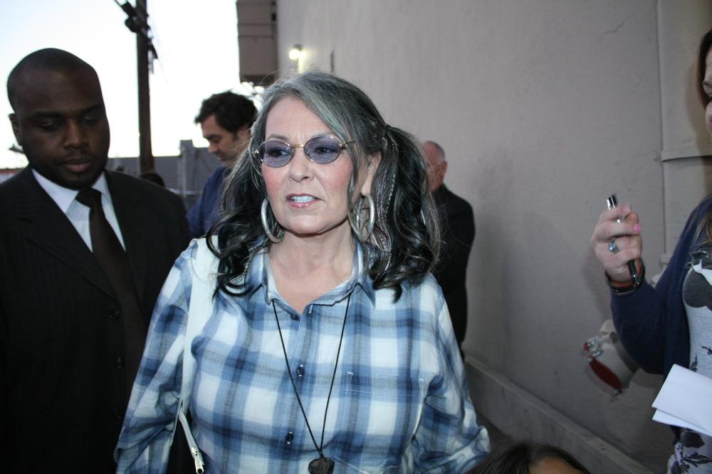 ¿Puede Roseanne Barr demandar por la cancelación de su programa?