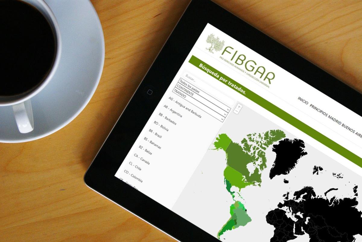 Fundación Internacional Baltasar Garzón lanza página de Jurisdicción Universal