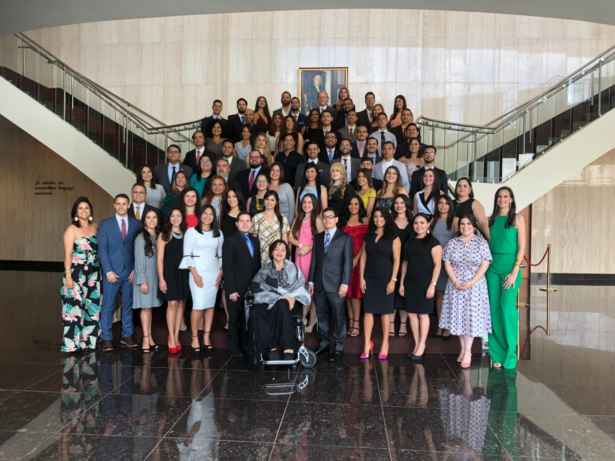 Derecho UPR: Celebran ceremonia de reconocimientos de la clase de 2018