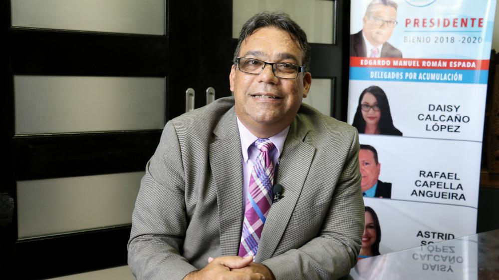 [VÍDEO] Entrevista al Lcdo. Edgardo M. Román Espada