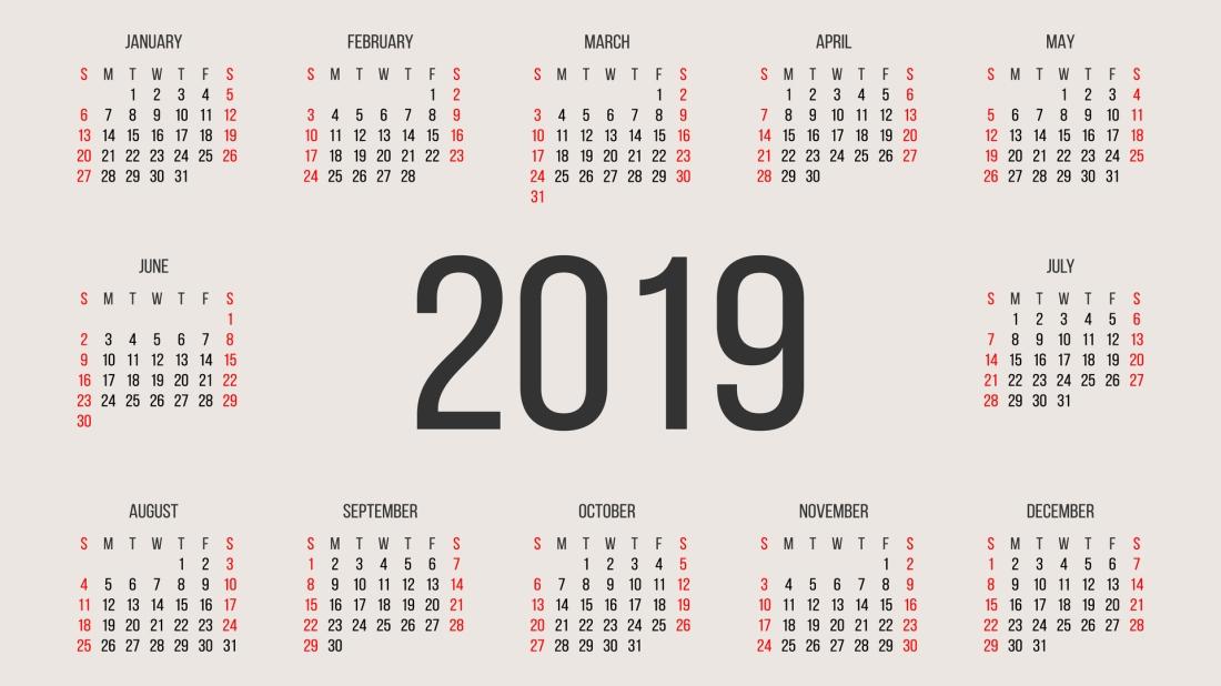 Días feriados del Gobierno de Puerto Rico 2019