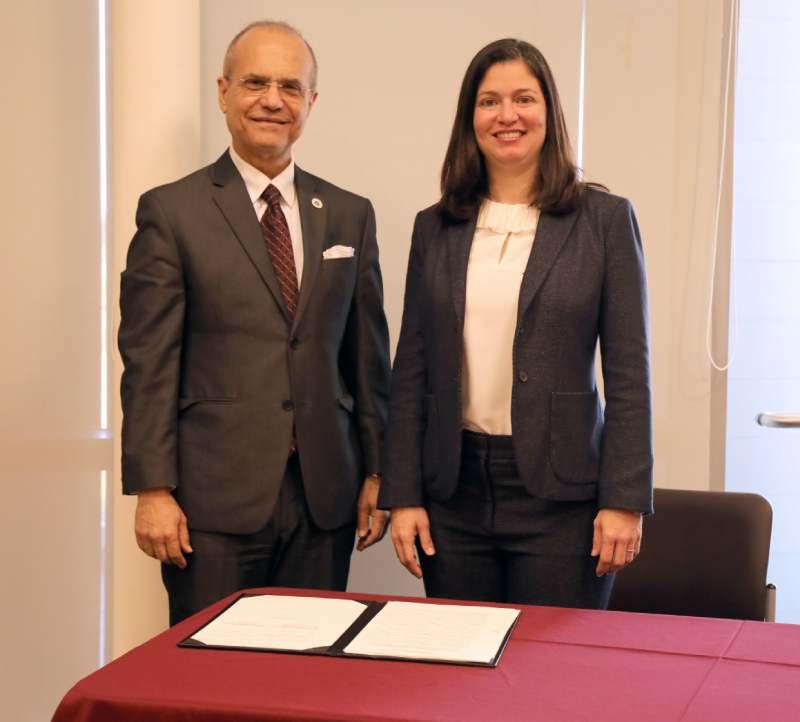 Rama Judicial y UPR firman acuerdo en beneficio de personas con discapacidades