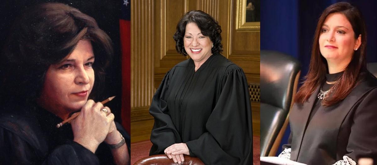 [TRANSMISIÓN] 3 mujeres en la judicatura contra viento y marea