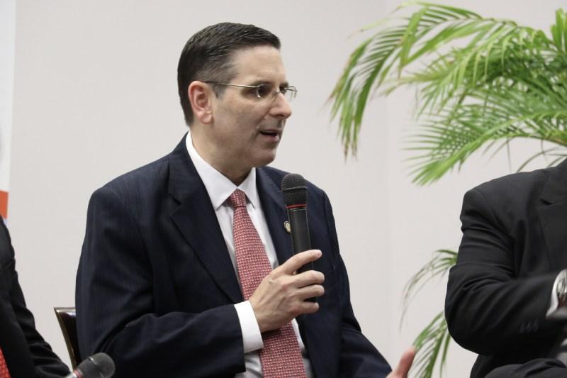[VÍDEO] Conversatorio con el Hon. Gustavo A. Gelpí, Juez Presidente del Tribunal federal para el Distrito de Puerto Rico